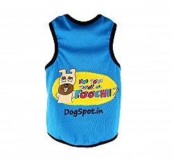 DogSpot Need a Poochie T- Shirt -Size 14