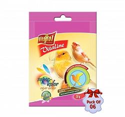 Vitapol Vitaline Super Colour - 20 gm(Pack Of  6)