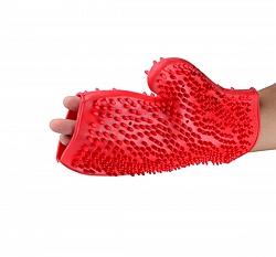 DogSpot Rubber Dog Bath Glove