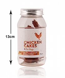 PetSpot Chicken Cakes - 100 gm