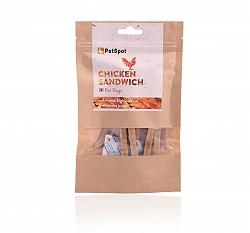 PetSpot Chicken Sandwich - 70 gm