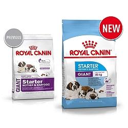 Royal Canin Giant Starter - 4 Kg