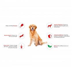PURINA SUPERCOAT Adult Dog Food - 10 kg