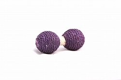 PetSpot Sisal Dumbell Cat Toy
