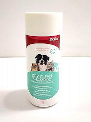 Bioline Dry Clean Shampoo Powder - 100 gm