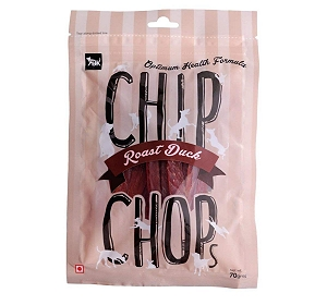 Chip Chops Roast Duck Strips - 70 gm