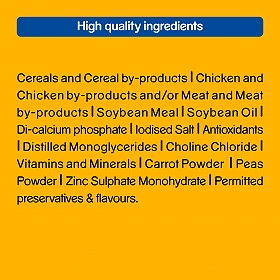 Pedigree Adult Dog Food Chicken & Vegetables -  1.2 Kg