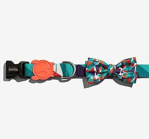 Zeedog Ella Dog Bow-Tie