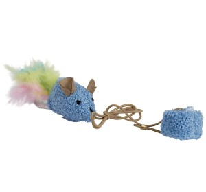 Wee Catch Of The Day Cat Toy Ourpets