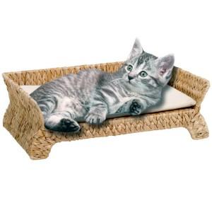 Banana Leaf Pet Sofa For Cats Karlie
