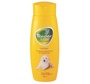 Tender Coat Tearless Pet Shampoo 200 ml