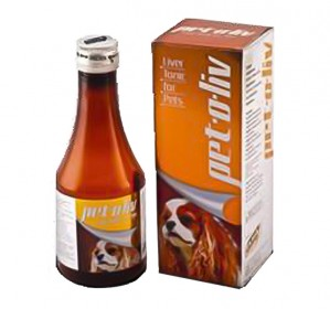 Pet-O-Live Pet Liver Tonic 200 ml