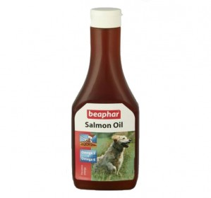 Salmon Oil Supplement 425 ml Beaphar