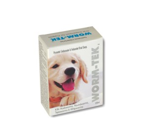 Wormtek Suspension Dewormer For Dog - 20 ml