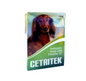 Cetritek Antiseptic Soap With Vitamin E - 75 gm