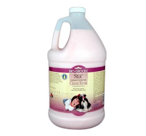 BIO-GROOM Silk Creme Rinse Conditioner For Dog - 3.8 ltr