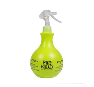 Pet Head Dry Clean Waterless Spray Dog Shampoo - 450 Ml