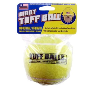 PETSPORT Giant Tuff Ball Dog Toy - 1 Pack
