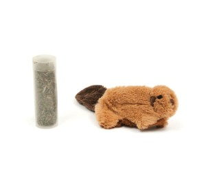 KONG Beaver Cat Toy