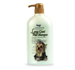Forbis Long Coat Aloe Shampoo For Dog - 4 ltr