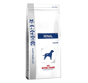 Royal Canin Veterinary Diet Renal Dog - 7 Kg