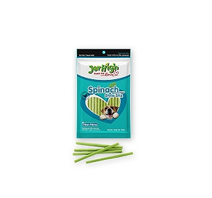 Jerhigh Spinach Stix Dog Treat - 100 gm    (Pack Of 5)