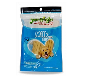 Jerhigh Milk Stix - 100 gm