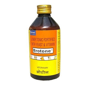 Virbac Brotone Liver Supplement - 500 ml