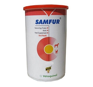 Vetoquinol Samfur Feed Supplement - 300 gm