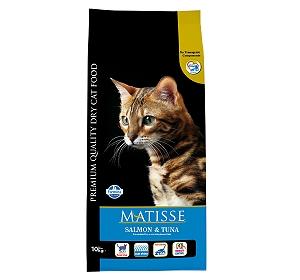Matisse Adult Cat Food Salmon & Tuna - 10 Kg