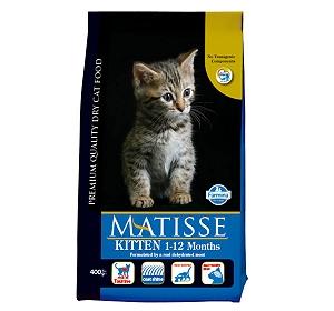 Matisse Kitten Food - 400 gm