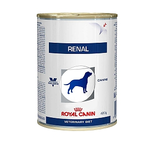 Royal Canin Veterinary Diet Renal Dog Canned Food 420 Gm