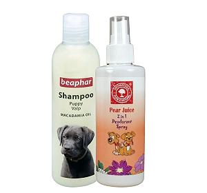 Beaphar Macadamia Oil Puppy Shampoo - 250 ml With Deodorant