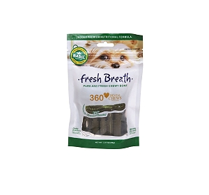 Basil Fresh Breath 360 chew Dog Treat - 90 g