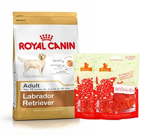 Royal Canin Labrador Adult -3 Kg  With Chicken Slices