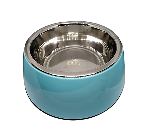 Basil Malamine Bowl Blue - Small