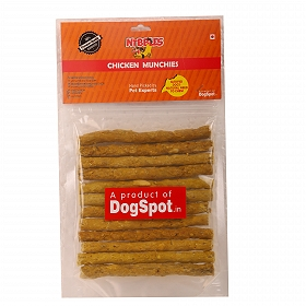 DogSpot Chicken Munchies - 450 Gm