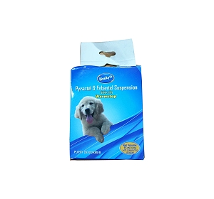 Venkys Wormstop Puppy Dewormer - 15 ml