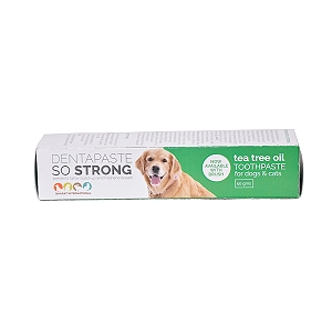 Denta Paste Toothe paste for Dogs Tea Tree, 70gm