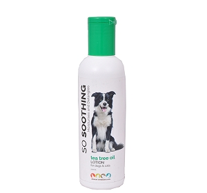 TeaTree Oil Lotion For Dog - 200 ml