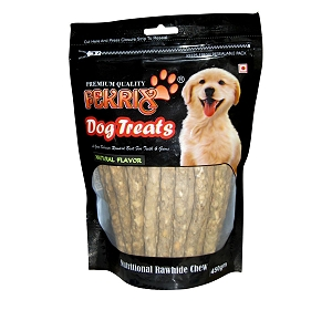 Fekrix Munchy Stix Natural Dog Treat - 450 g