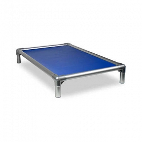 Kuranda All Aluminium Dog Bed Royal Blue - Small