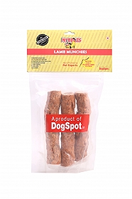 DogSpot Lamb Kebab - 3 pieces (Pack Of 2)