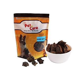 Pet en Care Liver Bites  - 150 gm