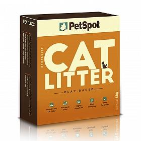 PetSpot Cat Litter - 25 kg