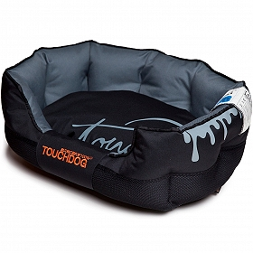 Toughdog Performance-Max Sporty Comfort Cushioned Dog Bed - Small