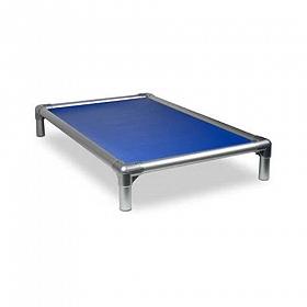 Kuranda All Aluminium Dog Bed Royal Blue - Medium