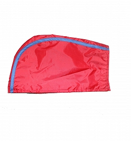 DogSpot Hooded Raincoat Red Size -10