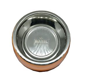 Basil Malamine Bowl Orange - Large
