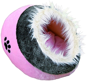 Trixie Minou Cuddly Cave Cat/ Dog Bed (LxBxH - 50 x 30 x 41) CM